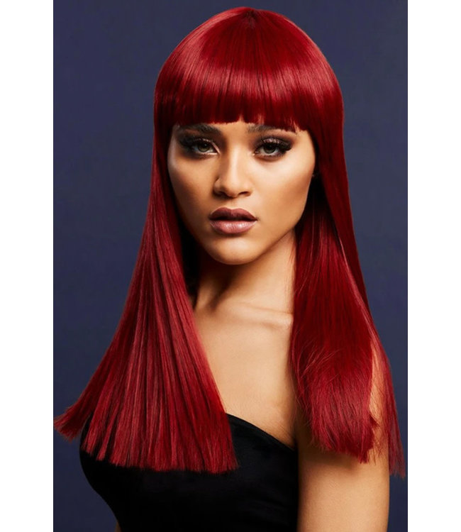 Alexia Ruby Red Wig