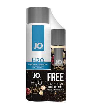 Jo Limited Edition GWP H2O + Gelato White Chocolate Raspberry Truffle