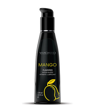 Wicked Sensual Care Water Based Lubricant Mango 4oz