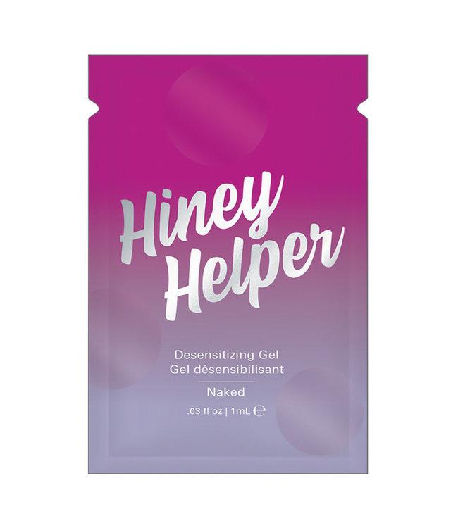 Jelique Hiney Helper Foil .03oz