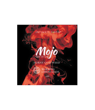 Mojo Horny Goat Weed Libido Warming Glide Foil 3ml