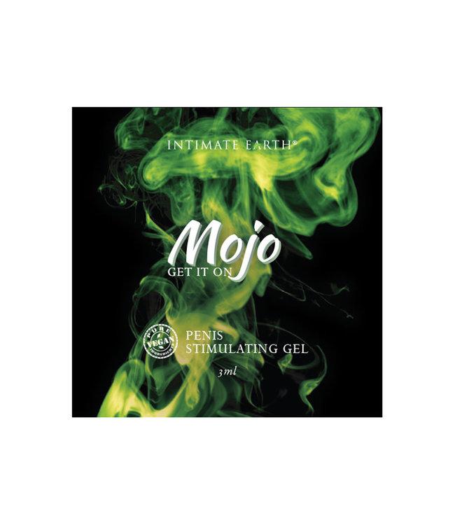 Mojo Niacin and Ginseng Penis Stimulating Gel Foil 3ml