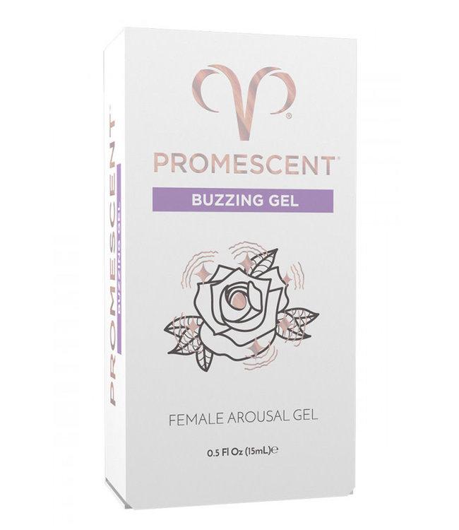 Promescent Female Arousal Buzzing Gel 15ml