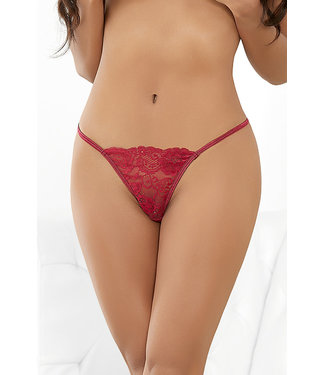 Sheer Lace G-String 2005
