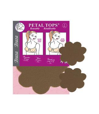 Silicone Petal Tops Reusable Coco 1 pair