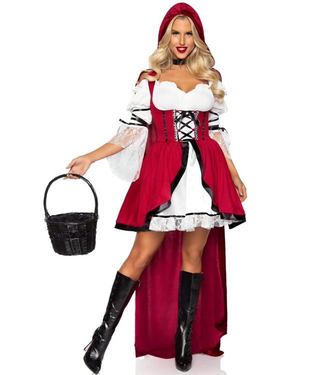 Storybook Red Riding Hood Costume 86905