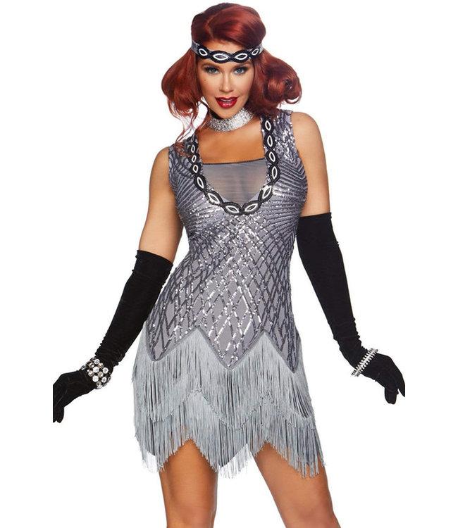 Roaring Roxy Flapper Costume 86855