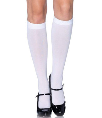 Shawn Opaque Knee High Socks 5572
