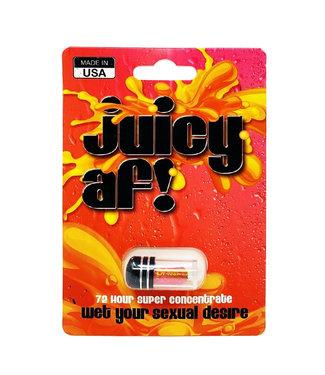 Juicy AF Female Enhancement Pill 1ct