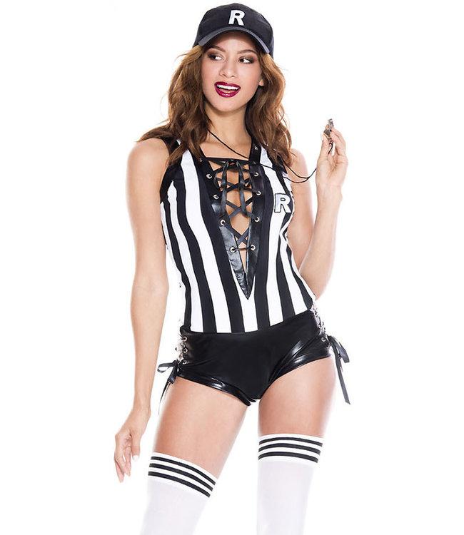 Sexy Sports Referee Costume 70942