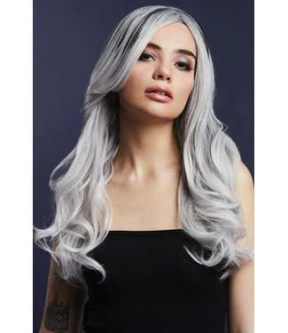 Fever Khloe Ice Silver Wig