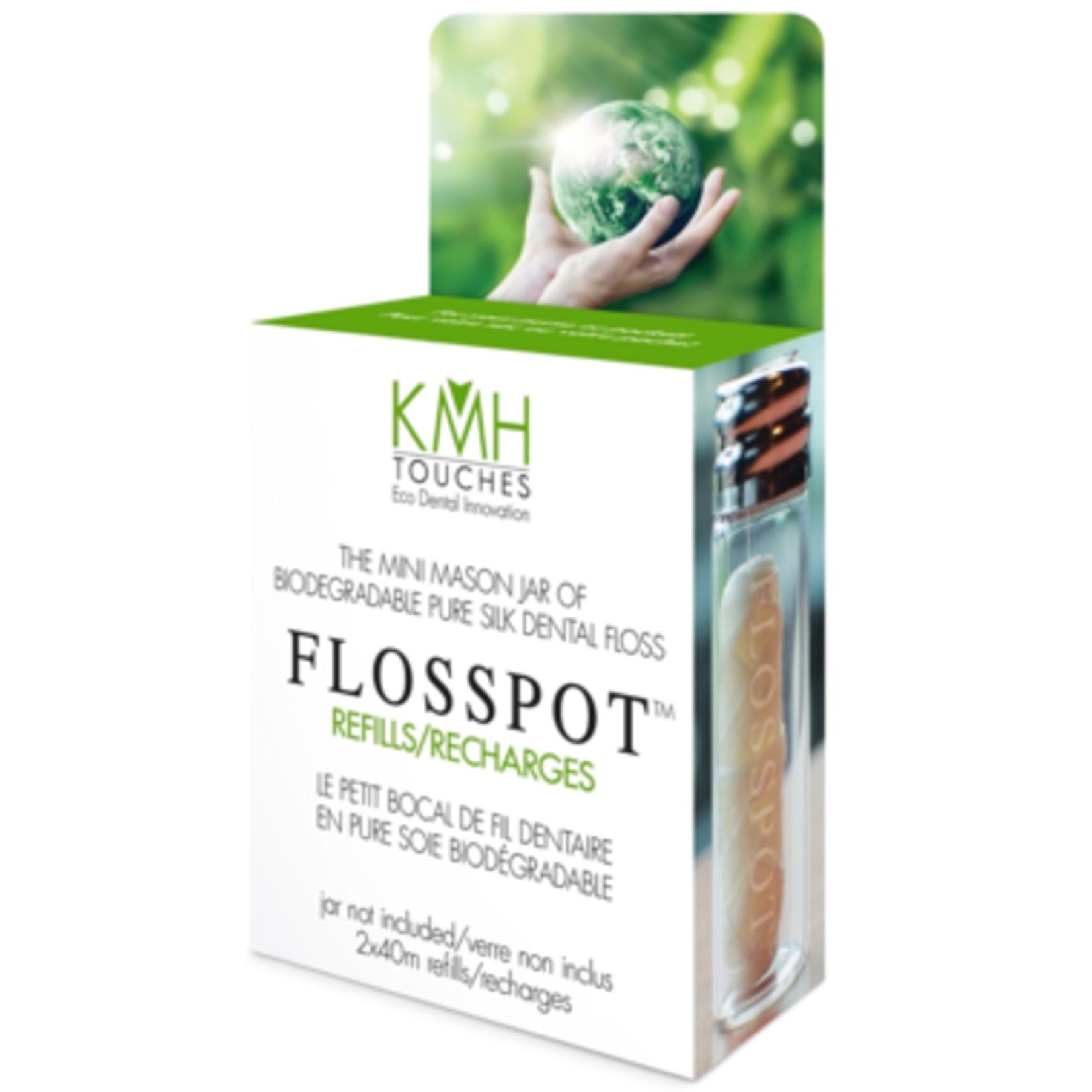 KMH TOUCHES FLOSSPOT REFILL