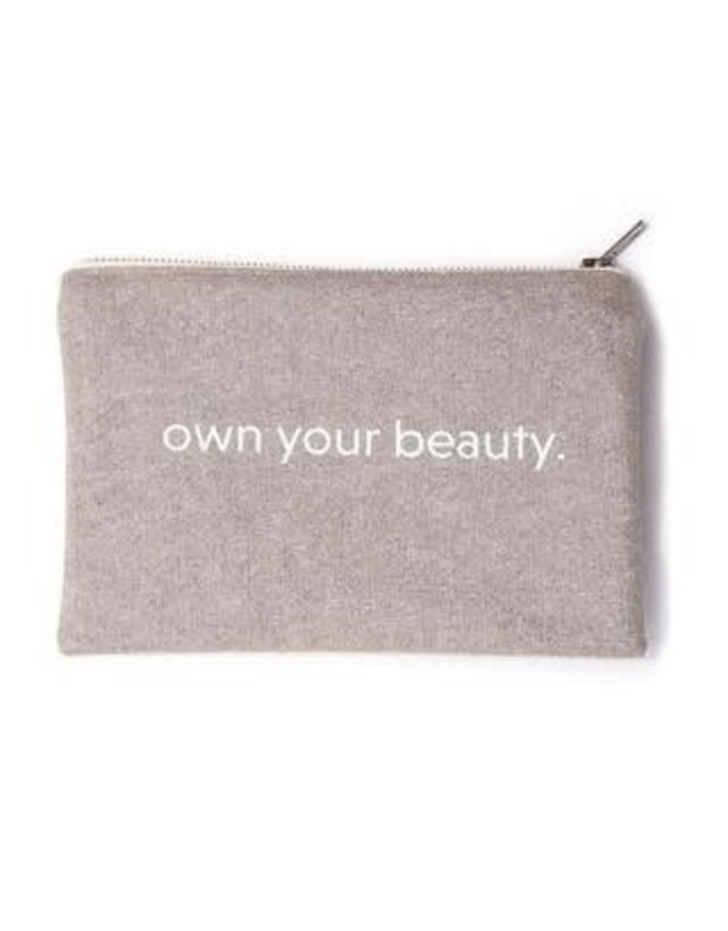 Elate Cosmetics Own Your Beauty Makeup Bag