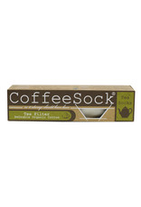 Coffee Sock Organic Tea Sock Pair