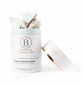 Bathorium Apres Bath Tea Vanilla Roobios Tisane