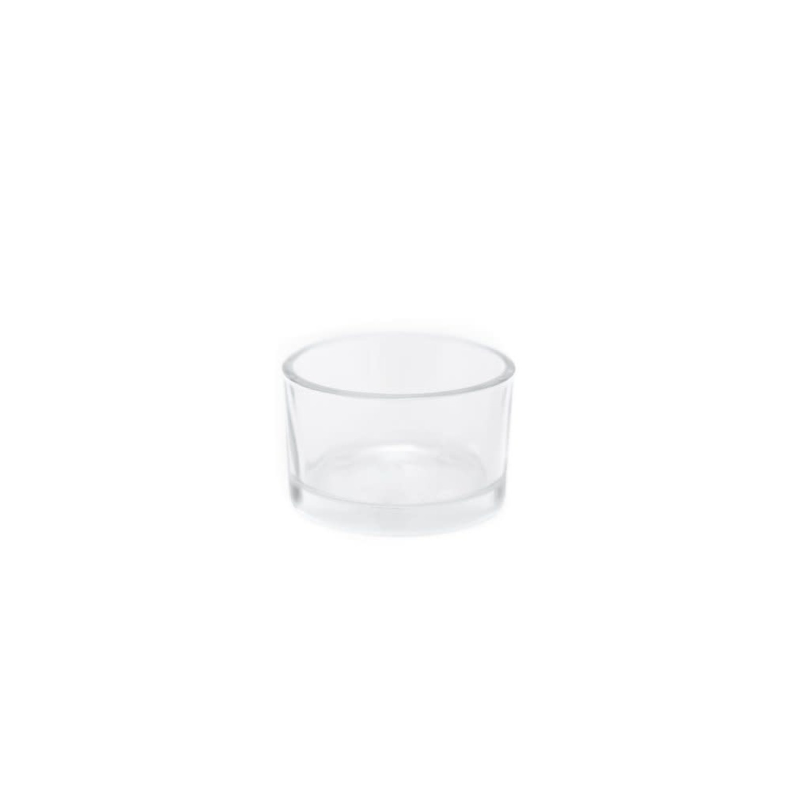 BEES WAX WORKS Glass Tea Light Cup