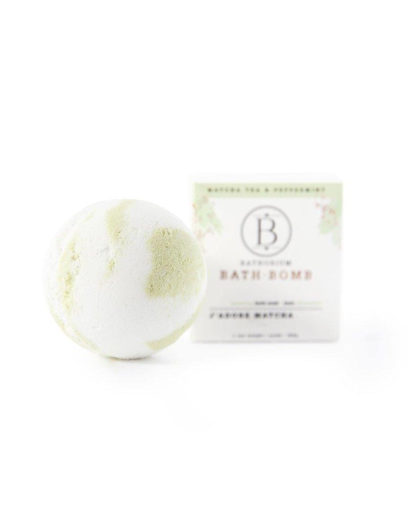 Bathorium J'adore Matcha Bath Bomb