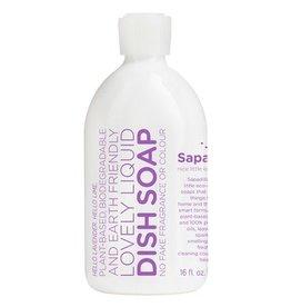 Sapadilla Sweet Lavender + Lime Dish Soap