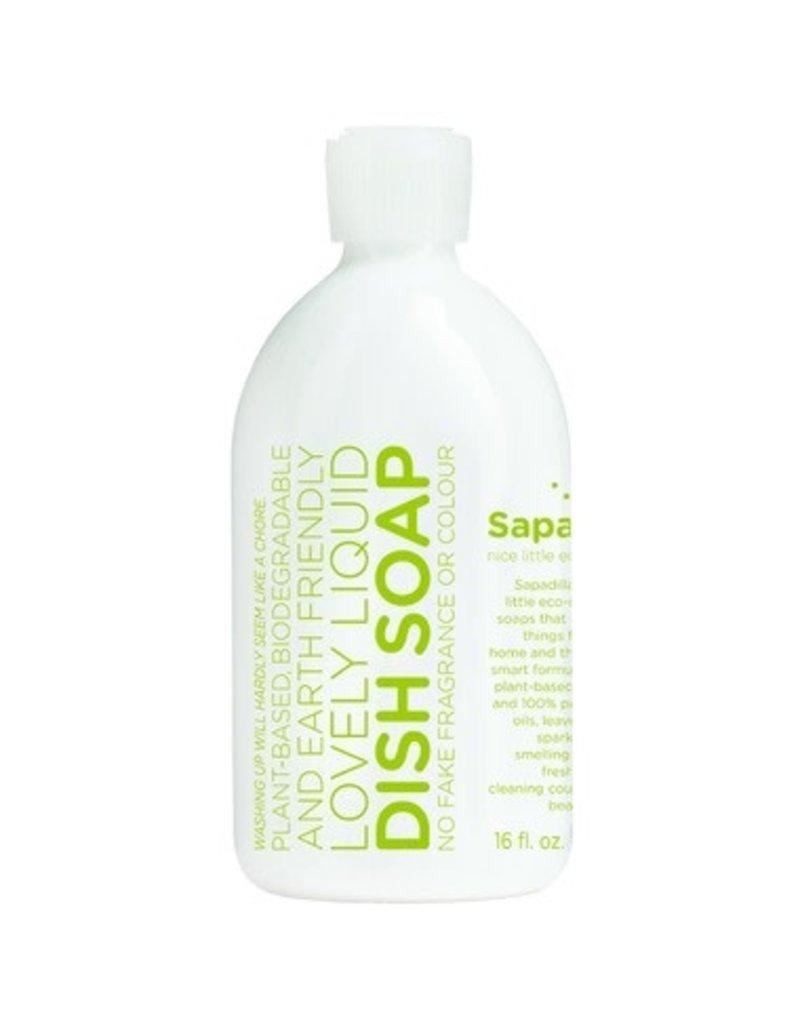 Sapadilla Rosemary + Peppermint Dish Soap