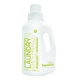 SAPADILLA Rosemary + Peppermint Laundry Liquid