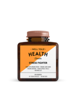 Well Told Health Botanicals Stress Fighter Vegan Capsules