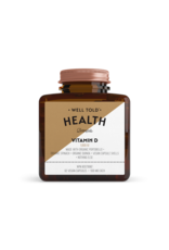 Well Told Health Botanicals Vitamin D Vegan Capsules