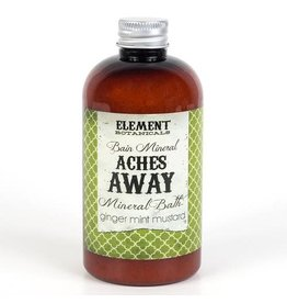 Element Botanicals Aches Away Mineral Bath Soak