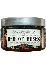 Element Botanicals Bed of Roses Overnight Renewal Cream