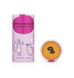 Meow Meow Tweet Lavender Bergamot Deodorant Stick