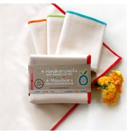 Oko Creations Organic Cotton Handkerchiefs
