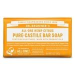 DR. BRONNER'S Pure-Castile Bar Soap - Citrus