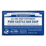 DR. BRONNER'S Pure-Castile Bar Soap - Peppermint