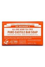 Dr. Bronner's Tea Tree Pure-Castile Bar Soap
