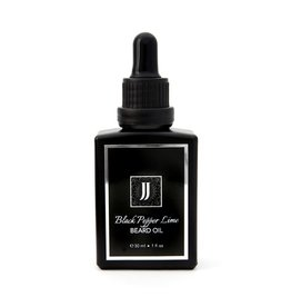 JENNIFER JOAN Black Pepper Lime Beard Oil