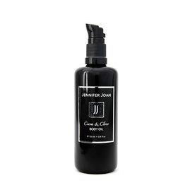 JENNIFER JOAN Cocoa + Clove Body Oil