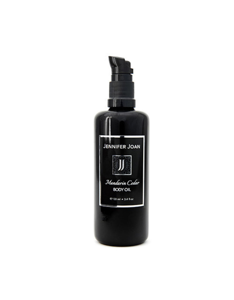 Jennifer Joan Mandarin Cedar Body Oil