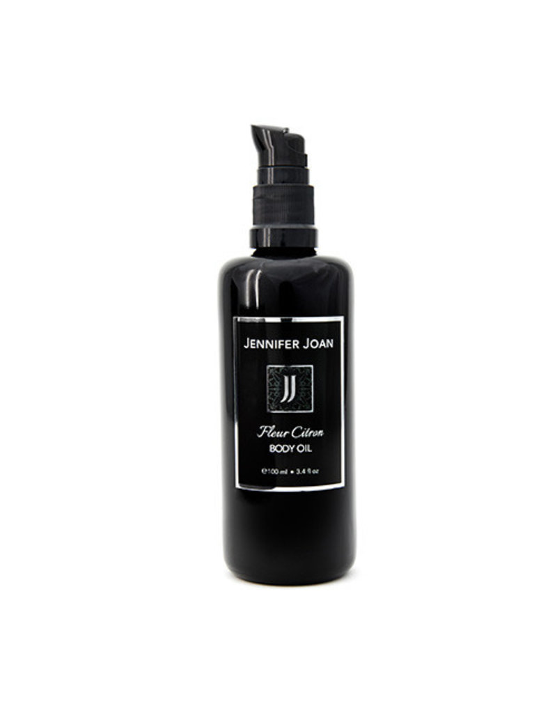 Jennifer Joan Fleur Citron Body Oil