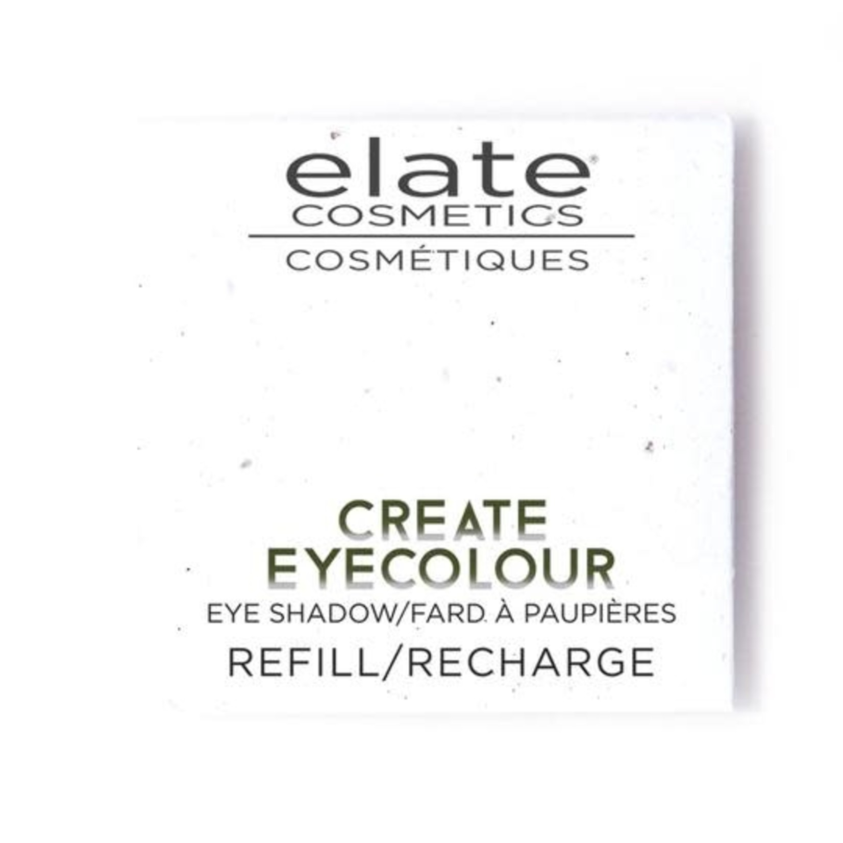 ELATE COSMETICS PRESSED EYECOLOUR - EARTHEN