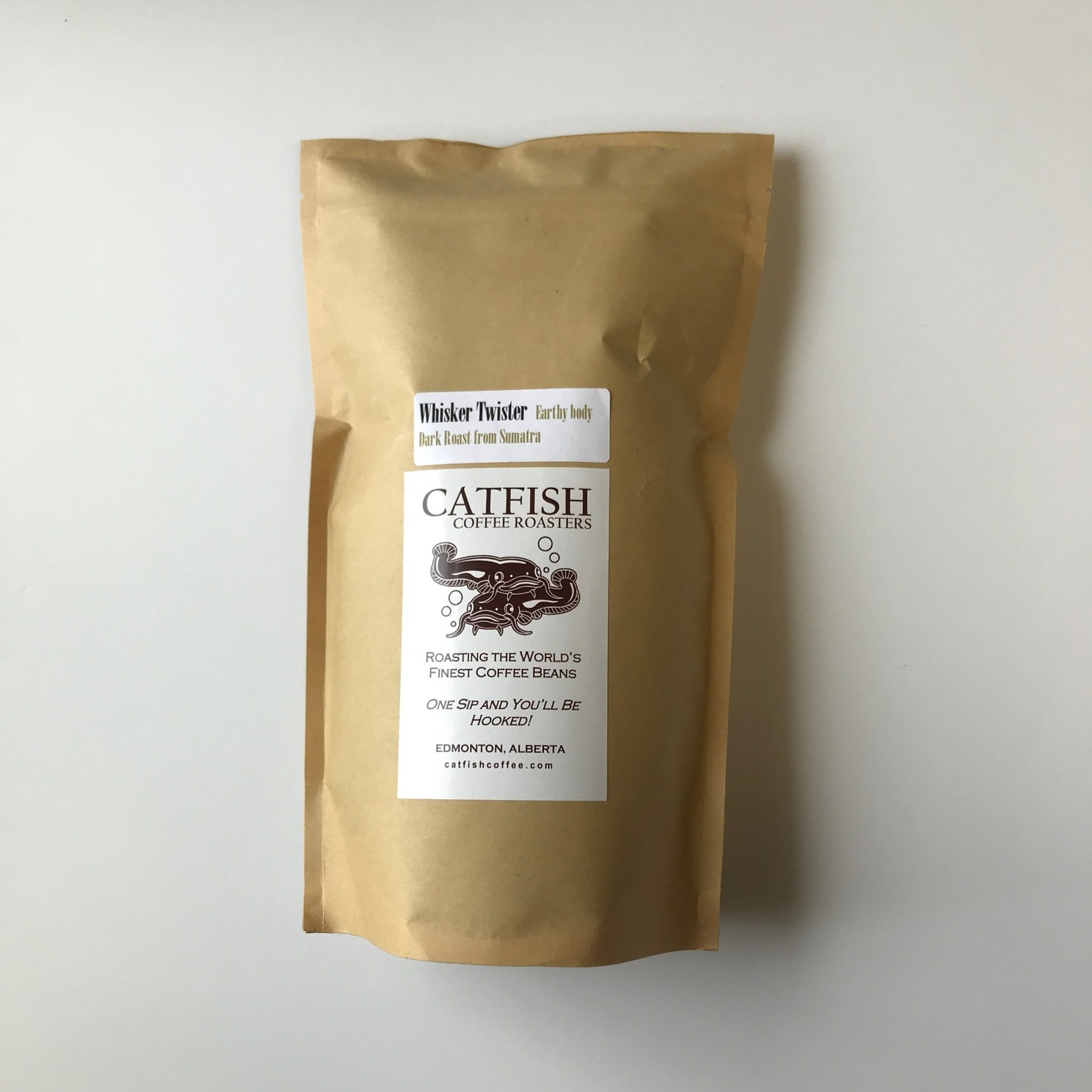 CATFISH COFFEE Whisker Twister
