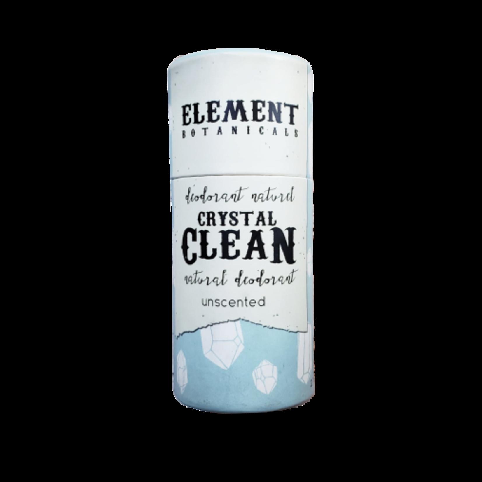 ELEMENT BOTANICALS Crystal Clean Deodorant