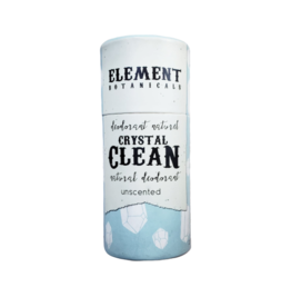 Element Botanicals Crystal Clean Deodorant