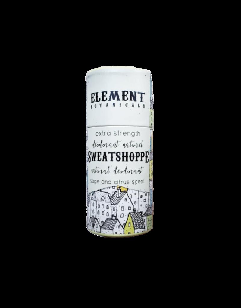 ELEMENT BOTANICALS Sweatshoppe Deodorant