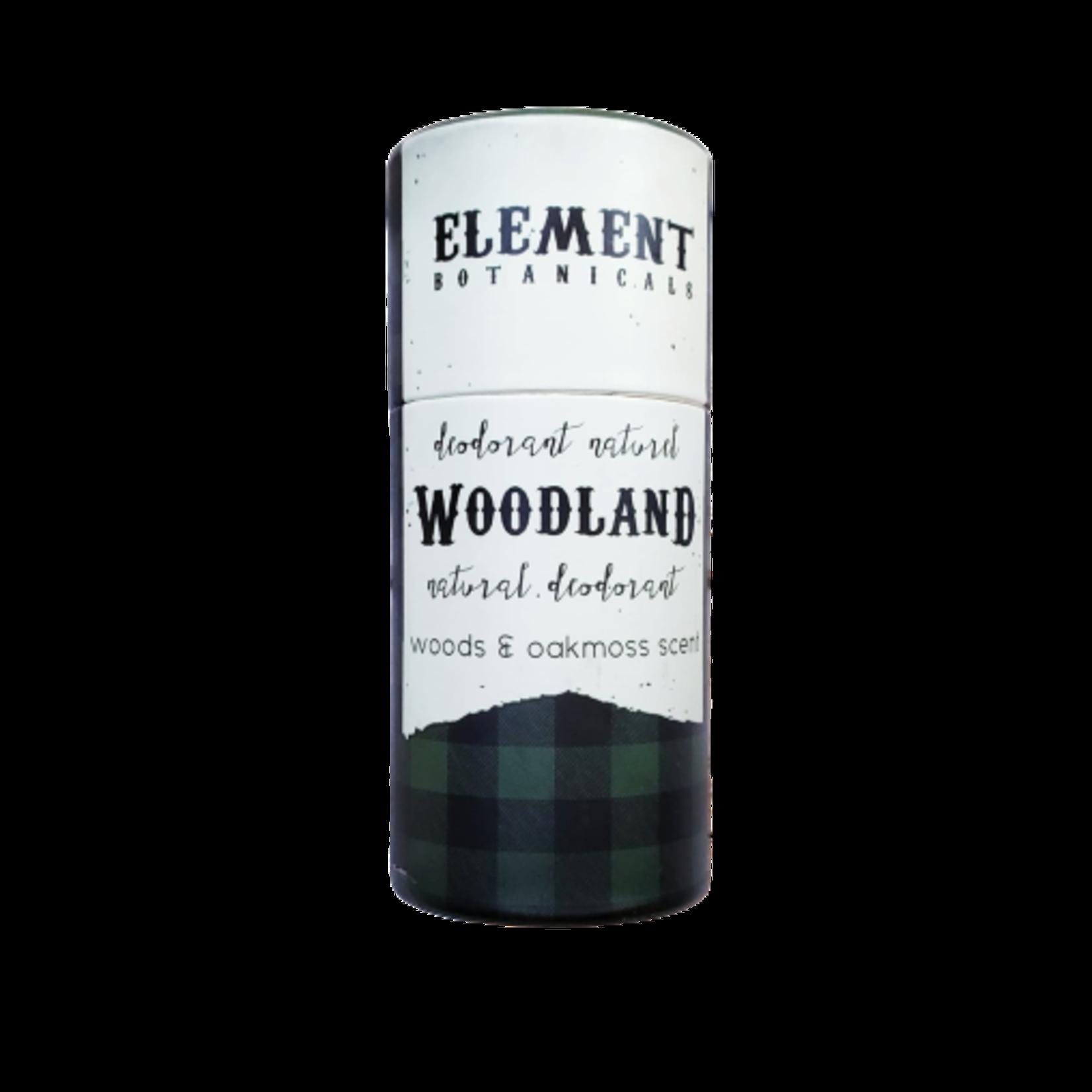 ELEMENT BOTANICALS Woodland Deodorant