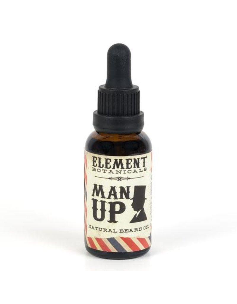 Element Botanicals Man Up Beard + Skin Oil