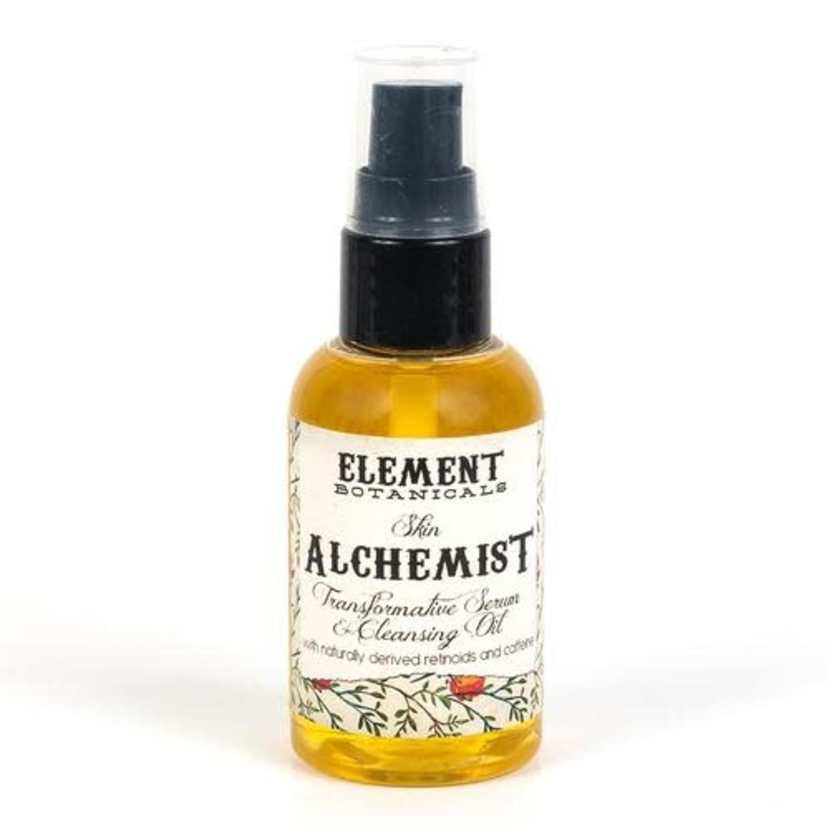 ELEMENT BOTANICALS Skin Alchemist Transformative Serum + Cleansing Oil