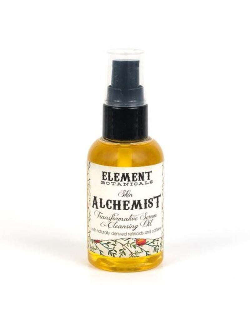 Element Botanicals Skin Alchemist Transformative Serum + Cleansing Oil