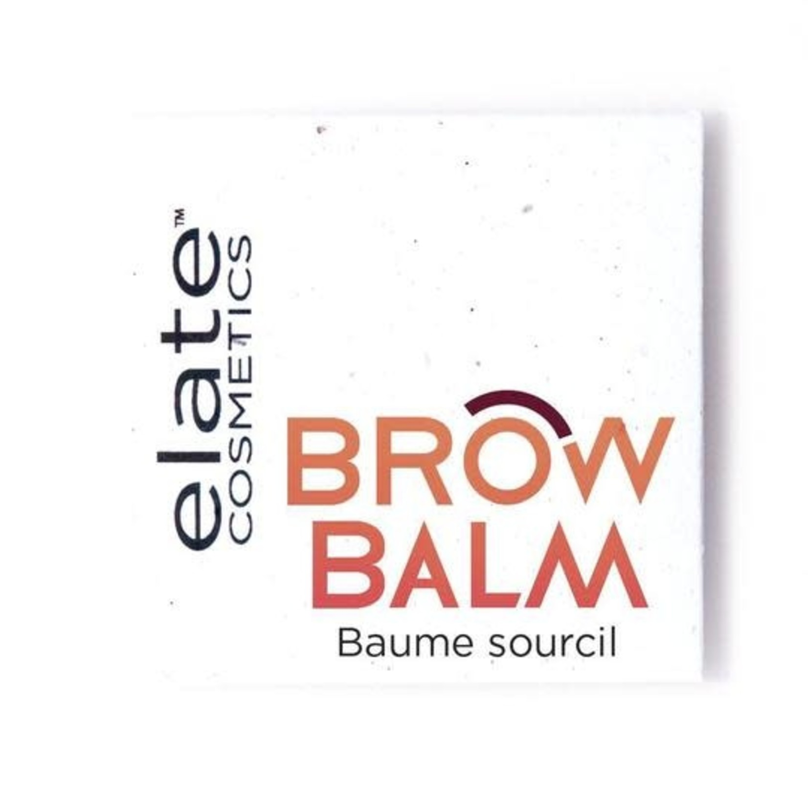 ELATE COSMETICS BROW BALM - SUEDE