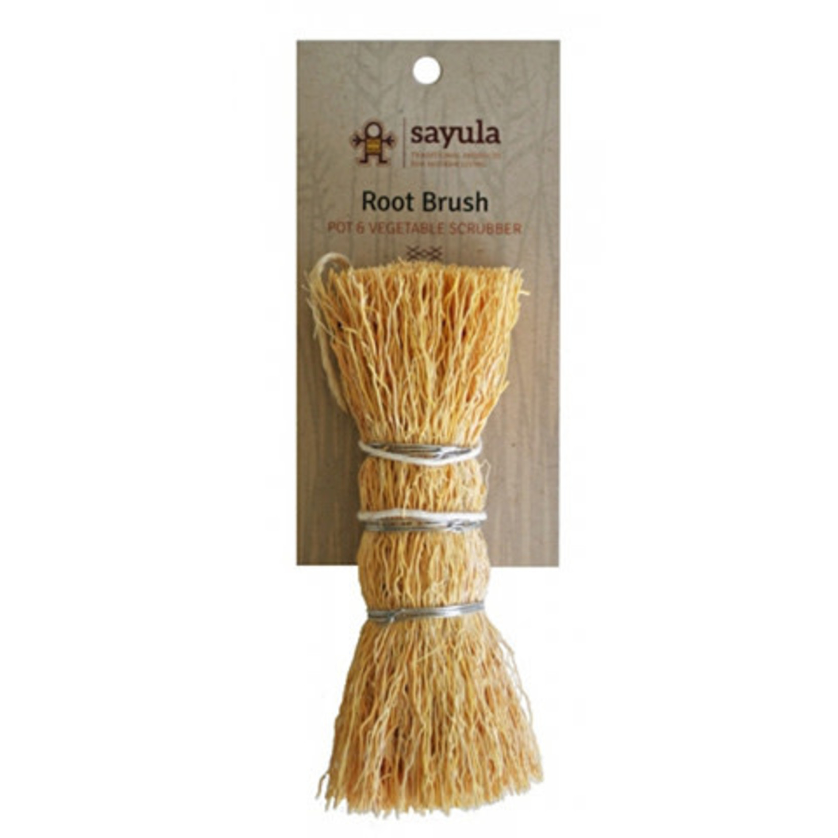 SAYULA Root Brush