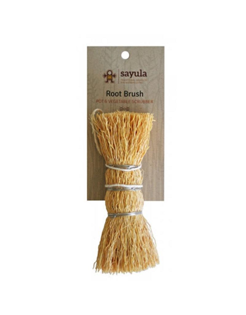 SAYULA Root Brush