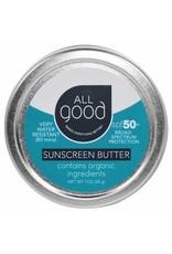 All Good SPF 50+ Sunscreen Butter